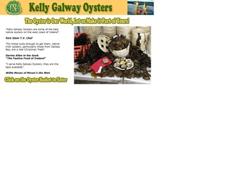 Kelly Galway Oysters
